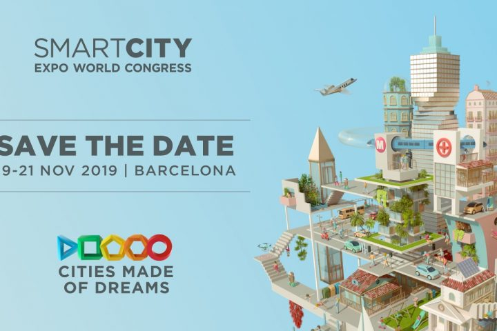 Poster for Smart City world congress